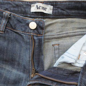 ACNE JEANS - LIKE NEW